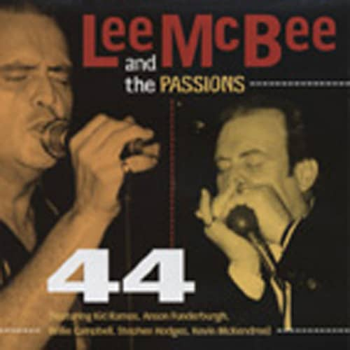 Mcbee, Lee & The Passions 44