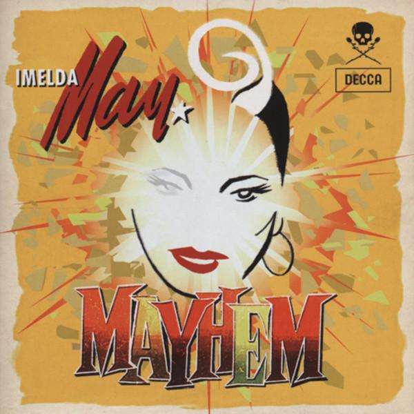 Mayhem (CD, 1st issue)