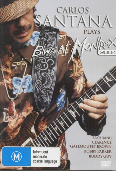 Plays Blues At Montreux 2004 (DVD)