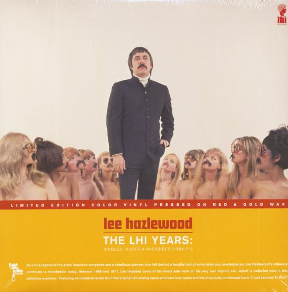 The LHI Years - Singles, Nudes & Backsides 1968-1971 (2-LP, Colored Vinyl, Ltd.)