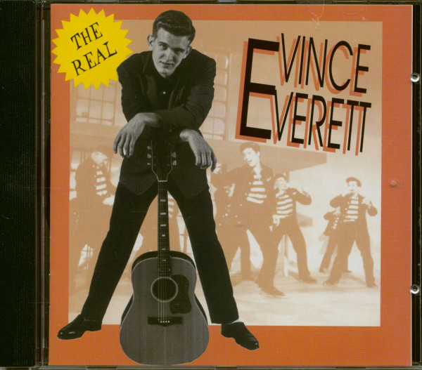 The Real Vince Everett (CD)