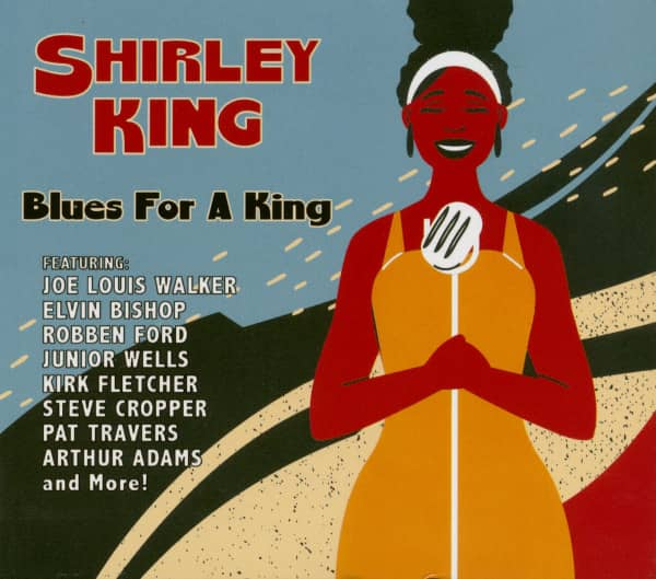 Blues For A King (CD)