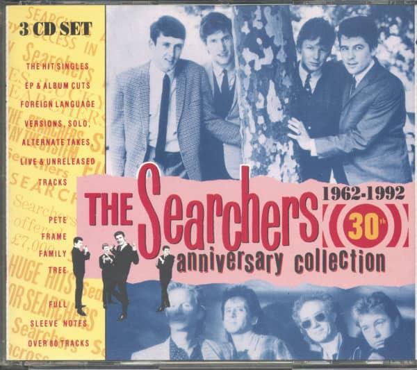 30th Anniversary Collection 1962-1992 (3-CD, Ltd.)