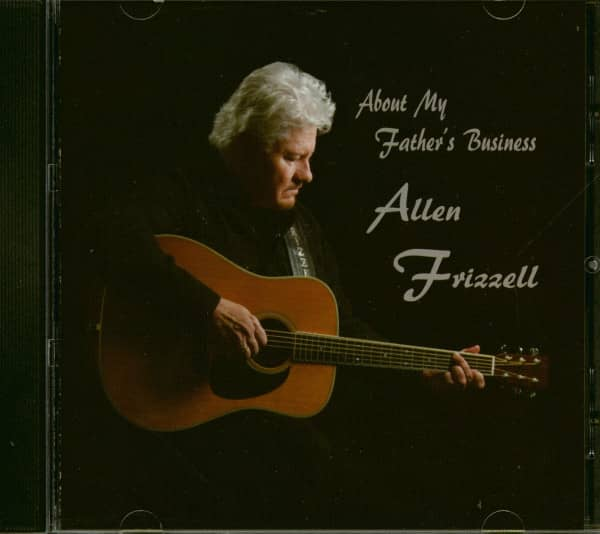 About My Father's Business (CD)