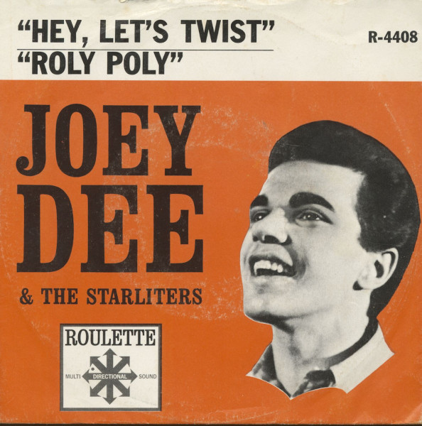 Hey, Let's Twist - Roly Poly (7inch, 45rpm, PS)