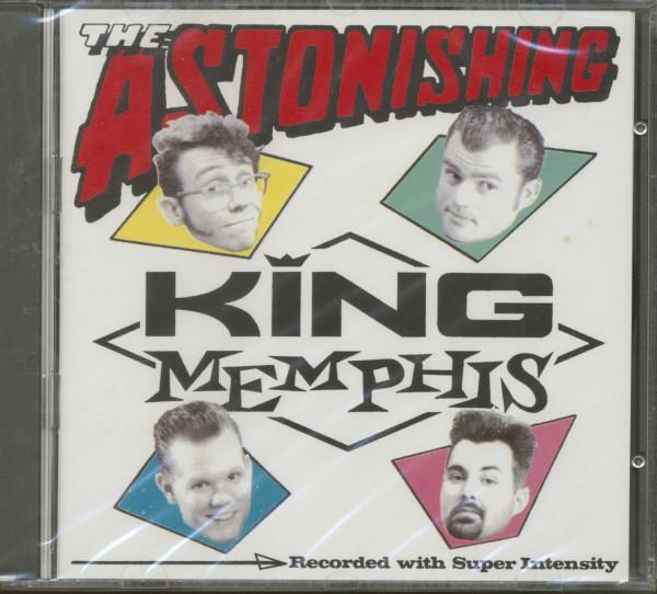 The Astonishing (CD)