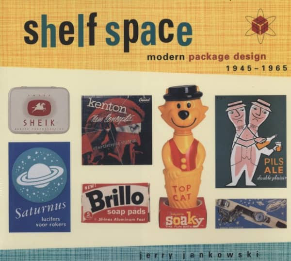Shelf Space - Package Design - Shelf Space - Modern Package Desing 1945-1965