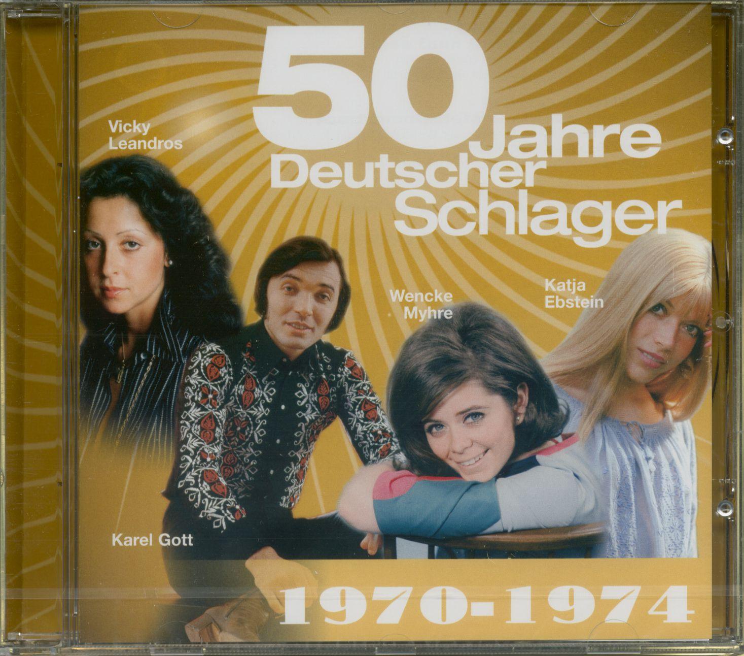 Deutsche Schlager 1970