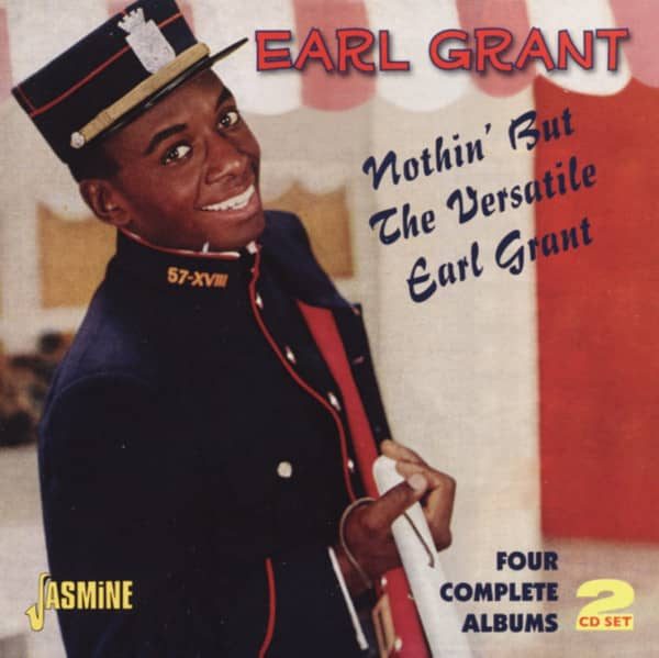 Nothin' But The Versatile Earl Grant (2-CD)