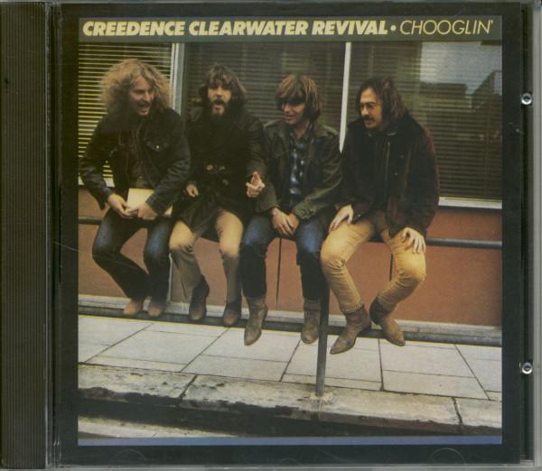 Chooglin' (CD)