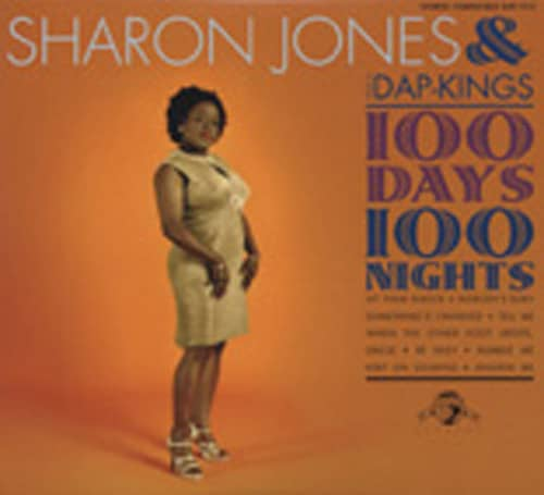 Jones, Sharon & The Dap-kings 100 Days 100 Nights