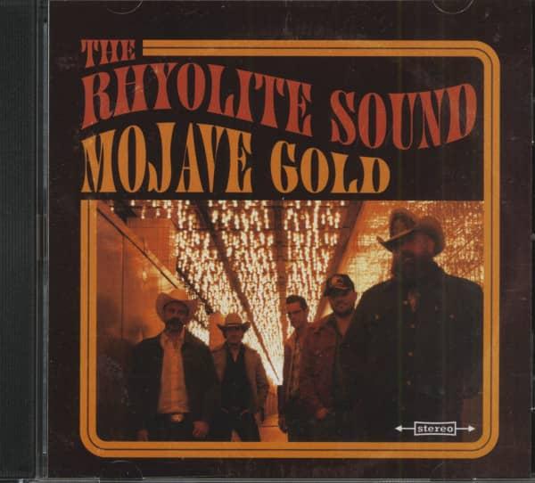 Mojave Gold (CD)