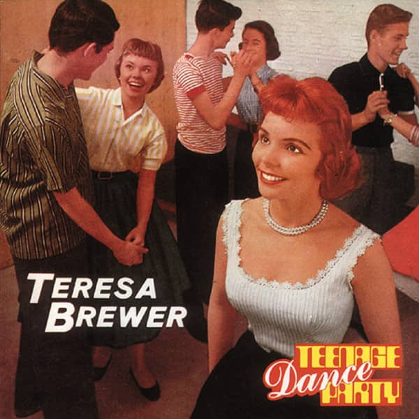 Brewer, Teresa Teenage Dance Party