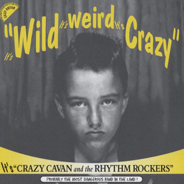 Crazy Cavan It's Wild It's Weird It's Crazy (1996)