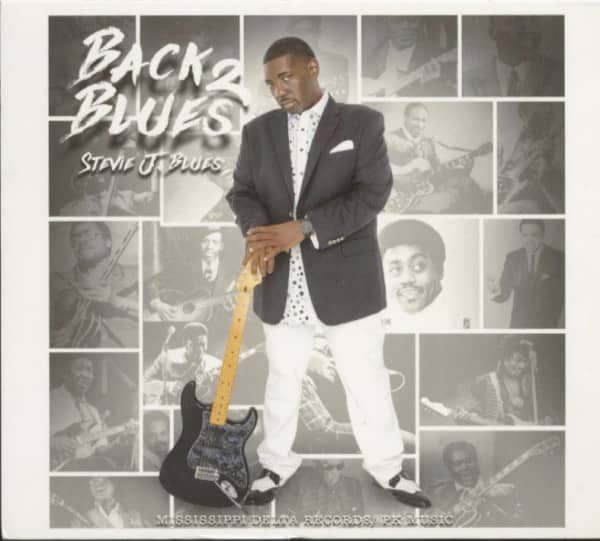 Back 2 Blues (CD)