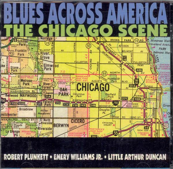 Va Blues Across America - The Chicago Scene
