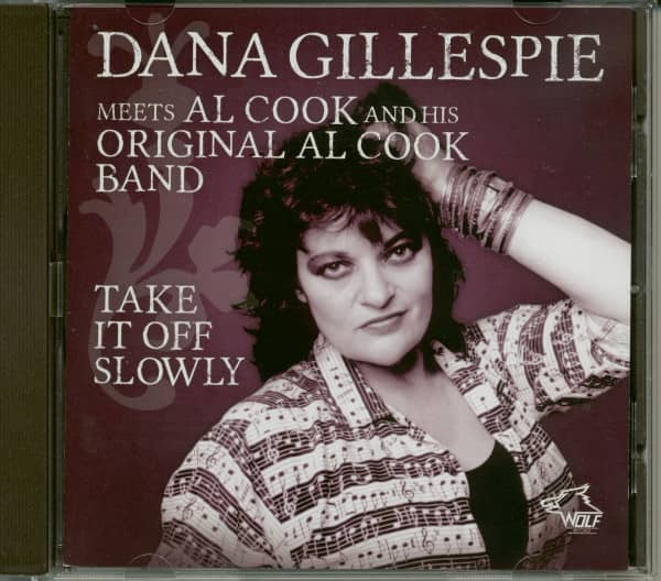 Take It Off Slowly (CD)