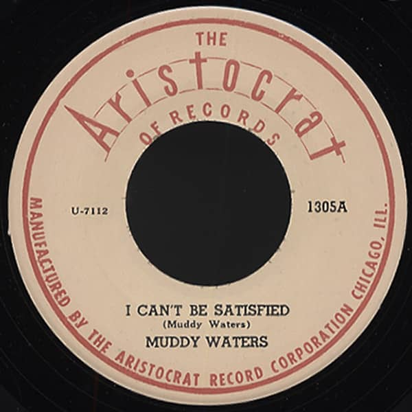 I Can't Be Satisfied - You're Gonna... 7inch, 45rpm