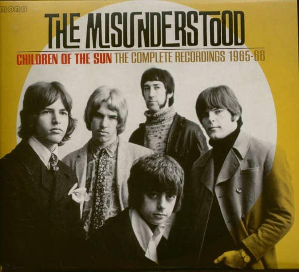 Children Of The Sun - Complete Recordings 1965-66 (2-CD)
