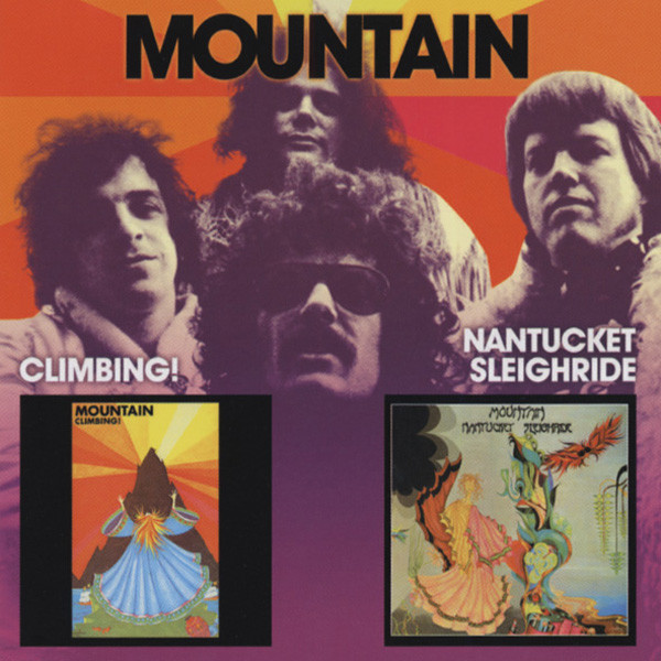 Mountain Climbing! & Nantucket Sleighride...plus