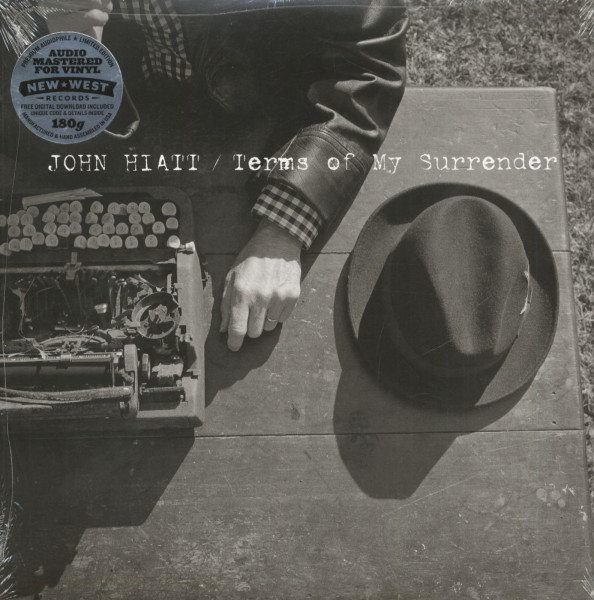 Terms Of My Surrender (LP, 180g Vinyl & Download, Ltd.)