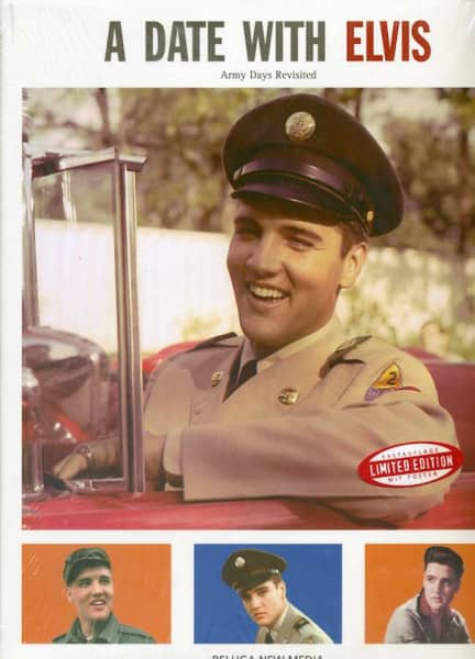 A Date With Elvis - Army Days Revisited (+ Poster)