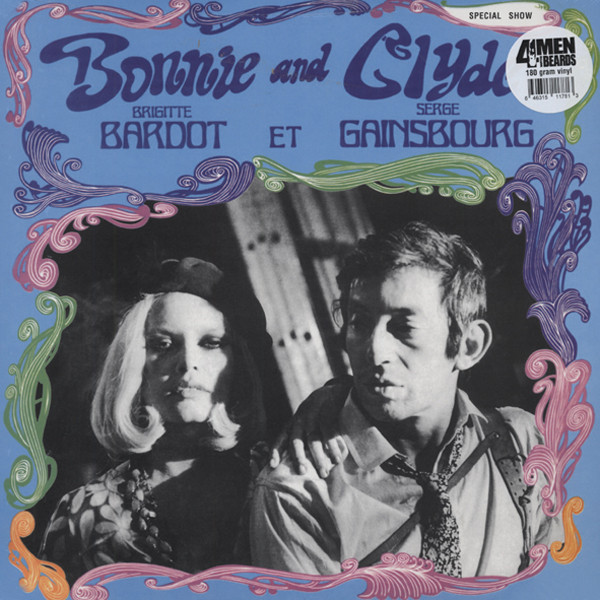 Bardot, Brigitte & S.gainsbou Bonnie & Clyde (1968) - 180g Vinyl
