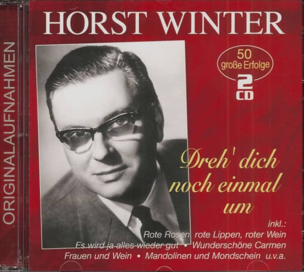 Dreh Dich Noch Einmal Um - 50 Große Erfolge (2-CD)