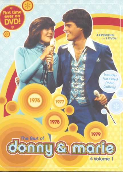 The Best Of Donny & Marie Vol.1 - 4 Episodes (2-DVD)