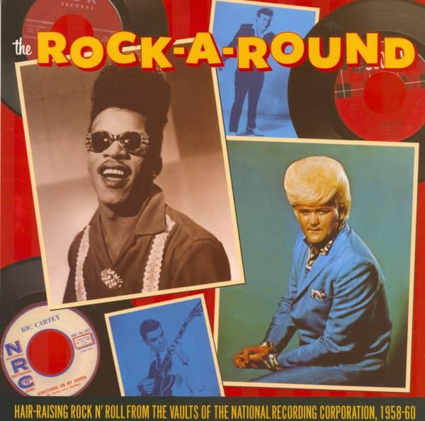 The Rock-A-Round - NRC (Vinyl LP)