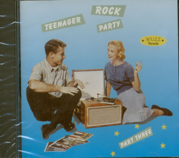 Teenager Rock Party Part Three (CD)