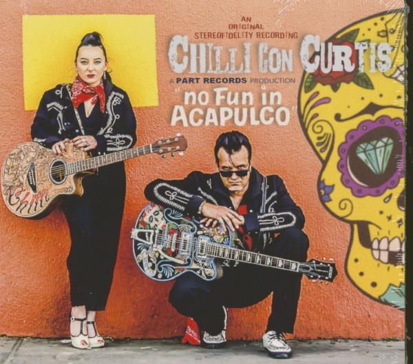 No Fun In Acapulco (CD)