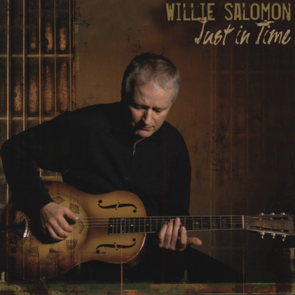 Salomon, Willie Just In Time