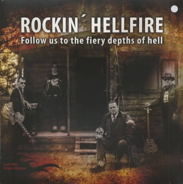 Follow Us to The Fiery Depths of Hell (LP, Colored Vinyl, Ltd.)