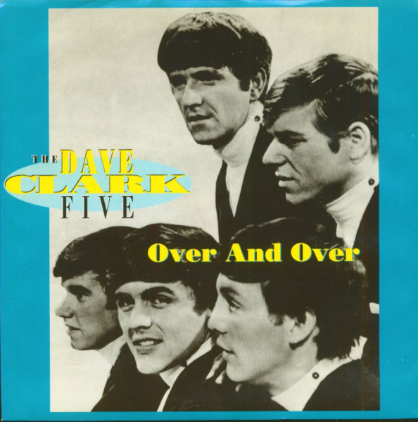 Over And Over - You Got What It Takes (7inch Single, PS, BC)