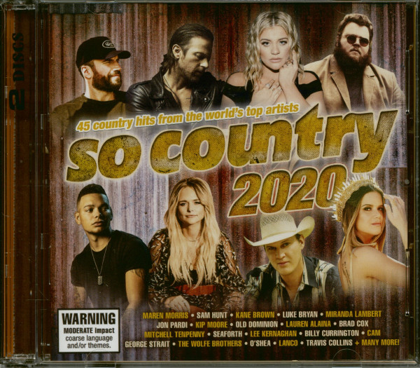 So Country 2020 (2-CD)