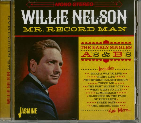 Mr. Record Man (CD)