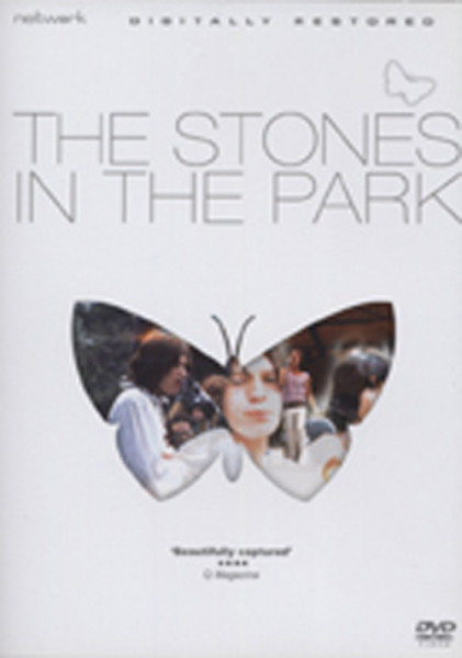 Rolling Stones The Stones In The Park (1969) Digitally Rest.