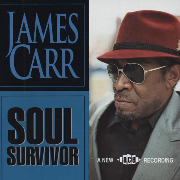 Carr, James Soul Survivor (1993)