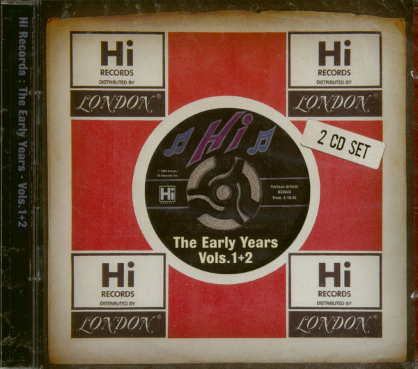 Hi Records - Early Years Part 1&2 (2-CD)