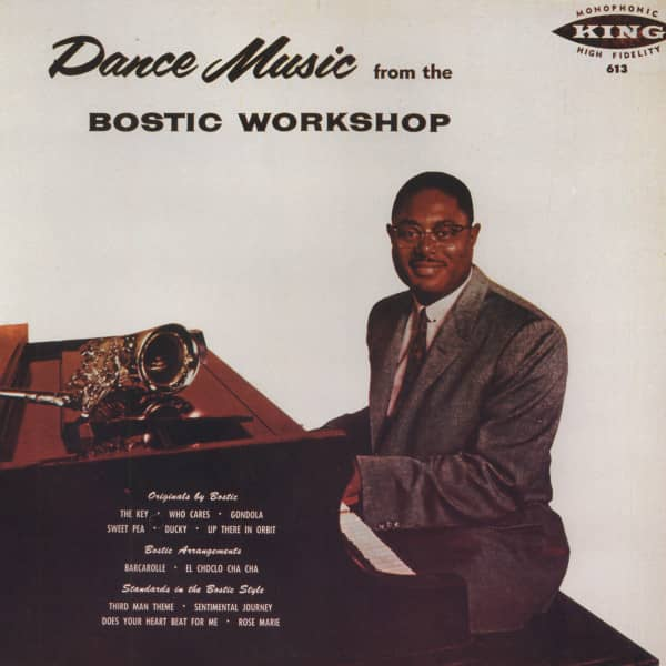 Bostic Workshop (Vinyl LP)