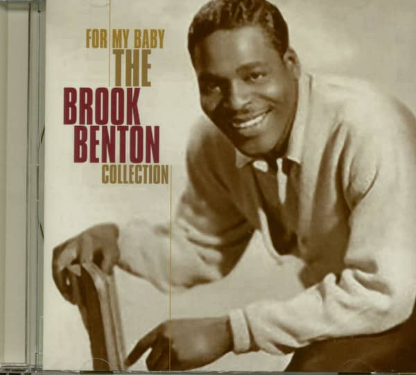 For My Baby - The Collection (CD)