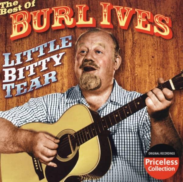 Ives, Burl Little Bitty Tear: The Best Of
