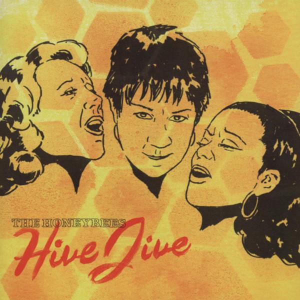 Honey Bees Hive Jive