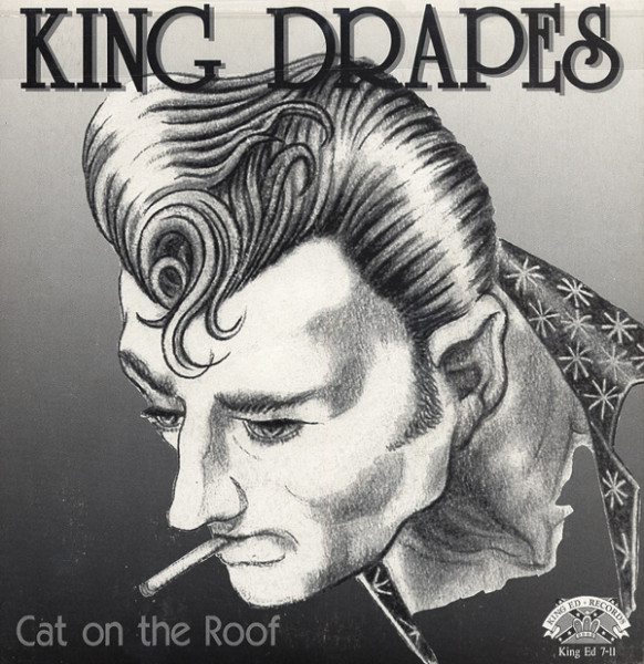 Cat On The Roof (RARE TEDDYBOY!!) 7inch, 45rpm, EP