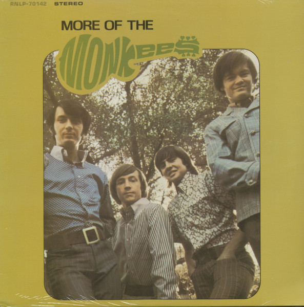 More Of The Monkees (LP)