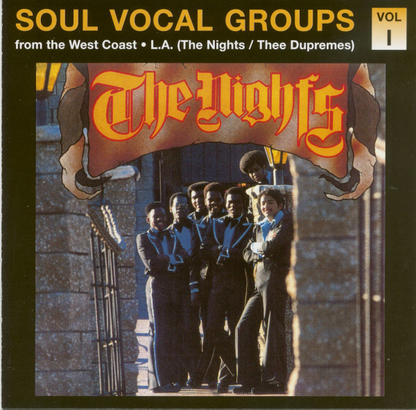 Soul Vocal Groups