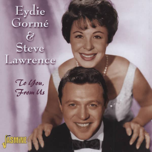 Gorme, Eydie & Steve Lawrence To You, From Us