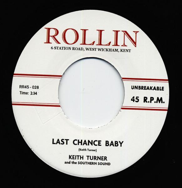 Cadillac Walk - Last Chance Baby 7inch, 45rpm