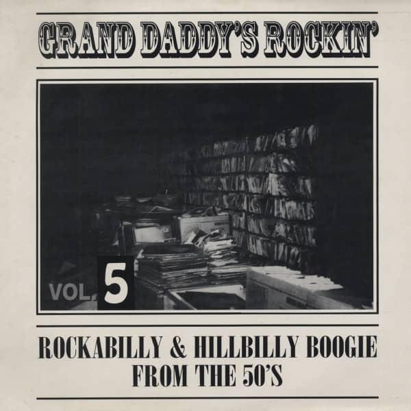 Grand Daddy's Rockin' Vol.5